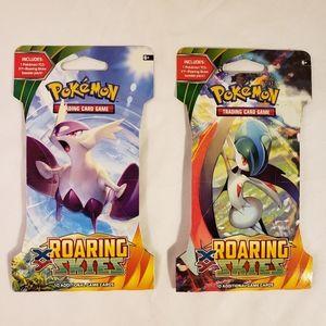 Pokemon XY Roaring Skies Booster Packs
